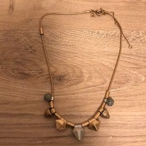 Madewell statement necklace